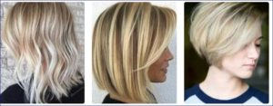 Fine Hair Short Cuts and Colors